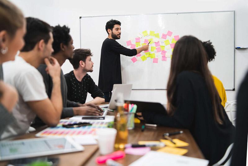 Pasos hacia la transformación organizacional